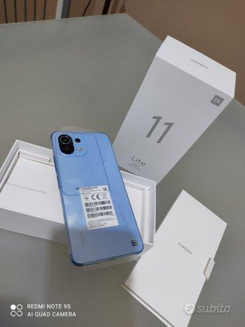 Xiaomi MI 11 Lite 4G Italia 1