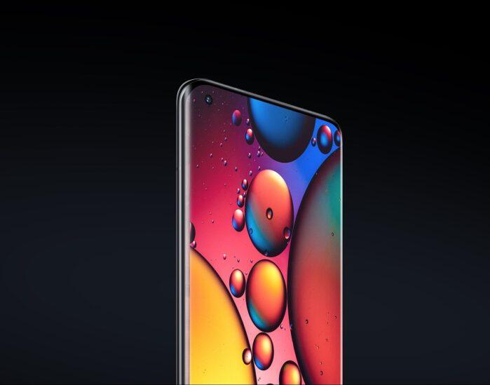 Xiaomi MI 11 Ultra display