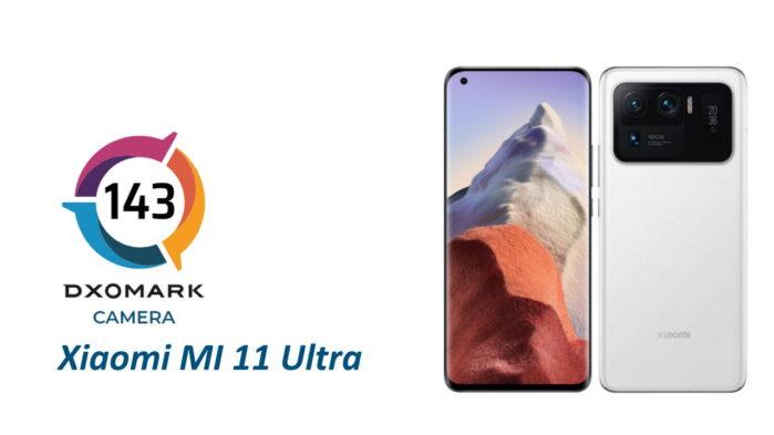 Xiaomi MI 11 Ultra recensione DxOMark migliore camera phone