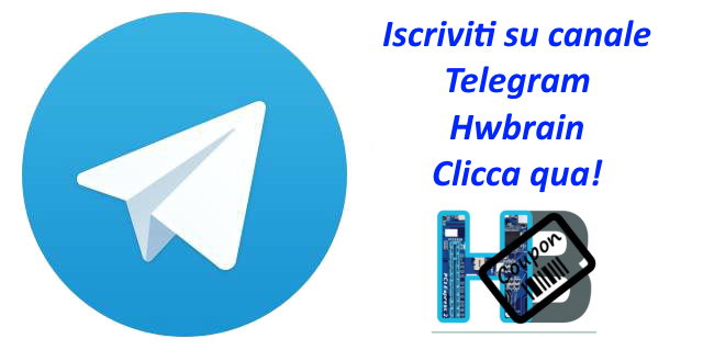 Clicca iscrizione canale Telegram Hwbrain offerte coupon