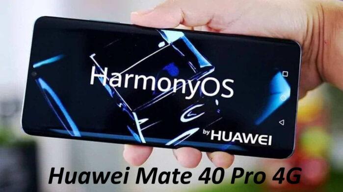 Huawei Mate 40 Pro con Harmony OS 2.0 certificato TENAA