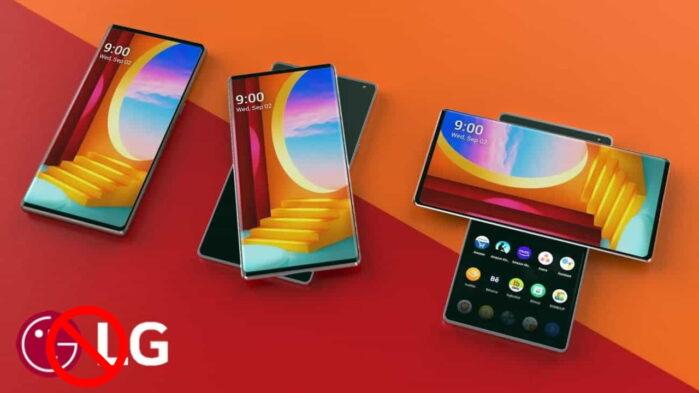 LG chiuderà il business mobile addio agli smartphone dal 2021