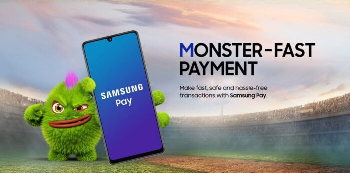 M42 5G Samsung Pay