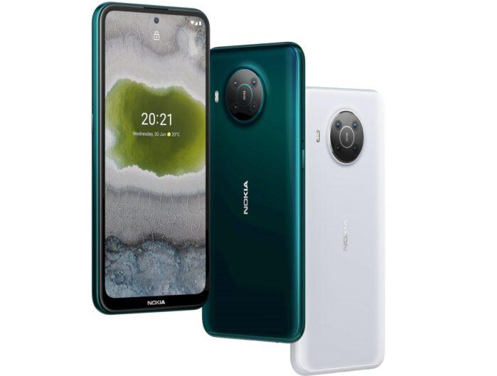 Nokia X10 e X20 design generale