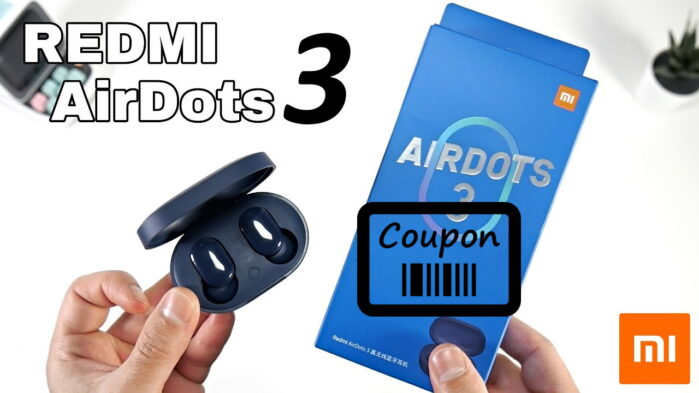 Redmi Airdots 3 prezzo offerta Coupon Banggood