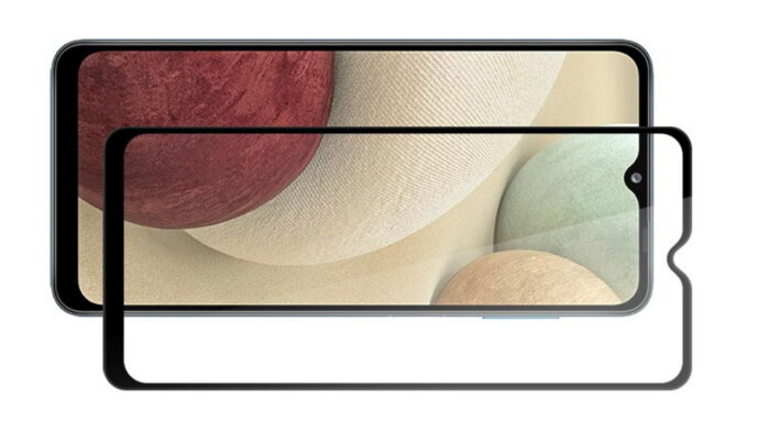 Samsung Galaxy A22 immagine render ufficiosa