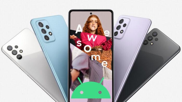 Samsung Galaxy A52 aggiornamento fine aprile 2021 con funzioni camera stile S21