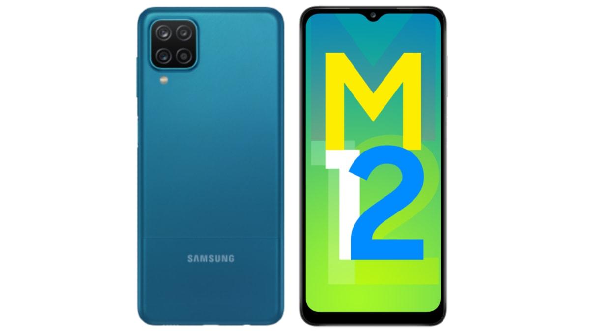 Galaxy M12 scheda tecnica
