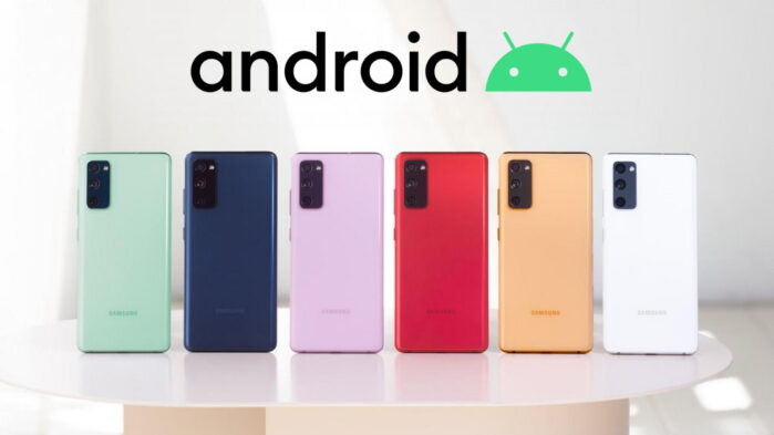Samsung Galaxy S20 FE aggiornamento aprile con fix touchscreen finale