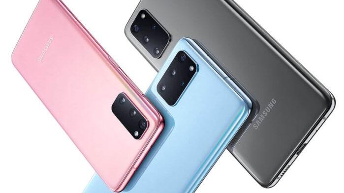 Samsung Galaxy S20 si aggiorna alle patch sicurezza aprile 2021