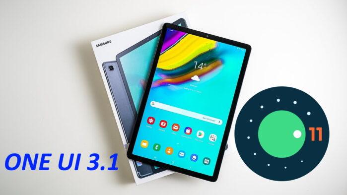Samsung Galaxy S5e aggiornamento Android 11 con ONE UI 3.1