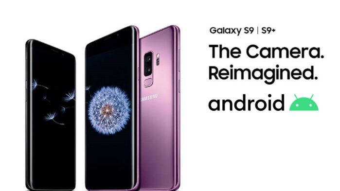 Samsung Galaxy S9 e S9 Plus aggiornamento patch aprile 2021