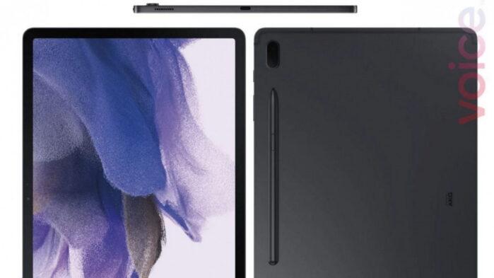 Samsung Galaxy Tab S7 Lite 5G render rumors