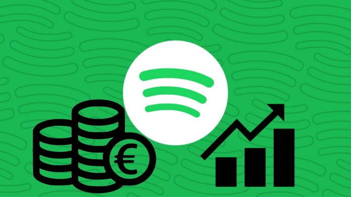 Spotify aumento prezzi in Europa non ancora in Italia