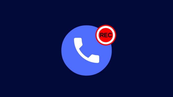 Telefono Google registrazione automatica chiamate da numeri sconosciuti o selezionati
