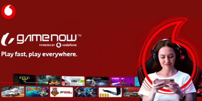 Vodafone GameNow