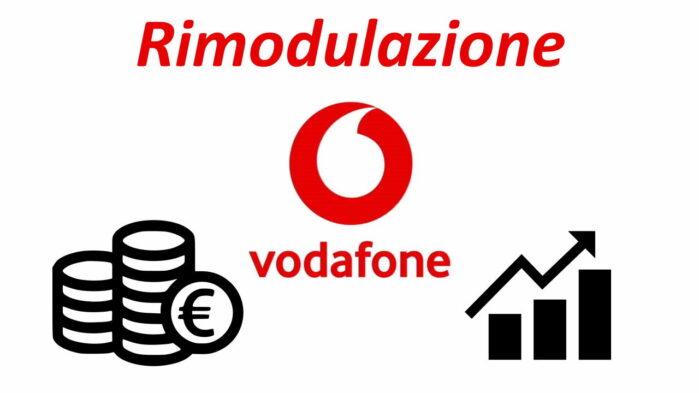 Vodafone Rimodulazione maggio 2021