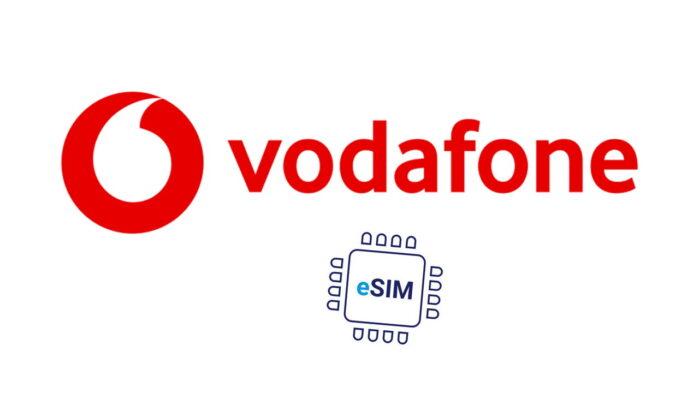 Vodafone eSIM Italia data 12 aprile 2021