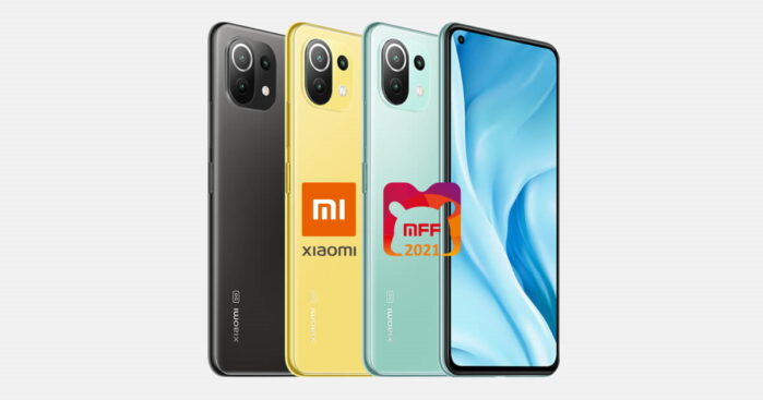 Xiaomi MI 11 Lite 4G coupon Mi Fan Festival 2021