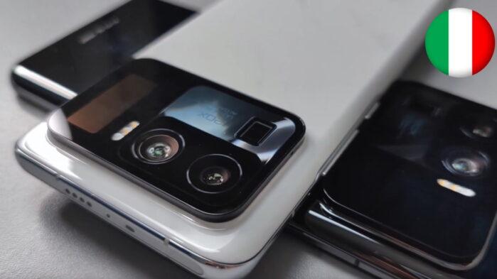 Xiaomi MI 11 Ultra In Italia con TIM prezzo