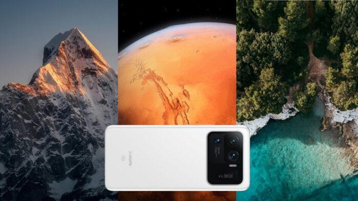 Xiaomi MI 11 Ultra sfondi per smartphone Android e iPhone