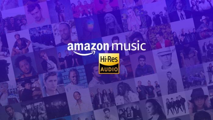 Amazon Music HD per tutti addio standard definition