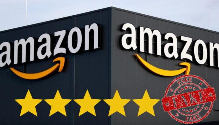 Amazon recensioni fake prodotti in regalo