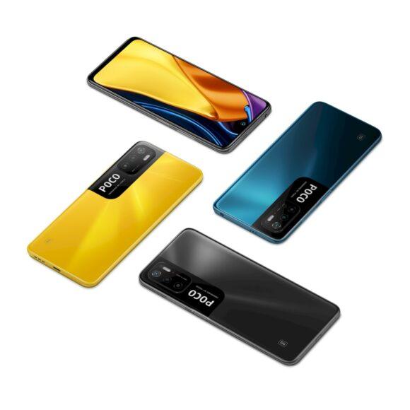 Poco M3 Pro 5G design 2