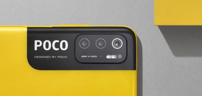 Poco M3 Pro 5G fotocamere posteriori