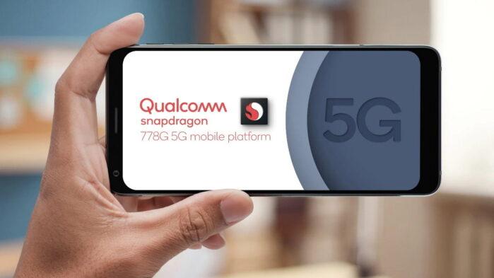Qualcomm Snapdragon 778G ufficiale