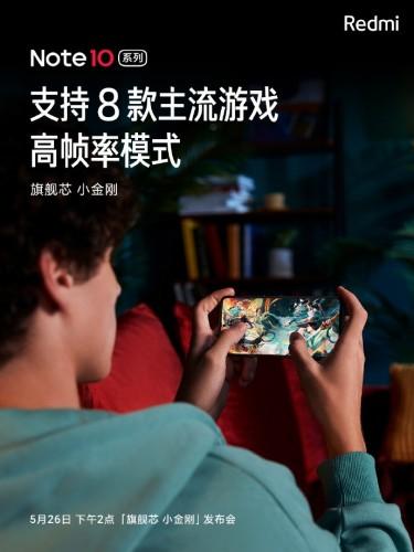 Redmi Note 10 Ultra pubblicità 4