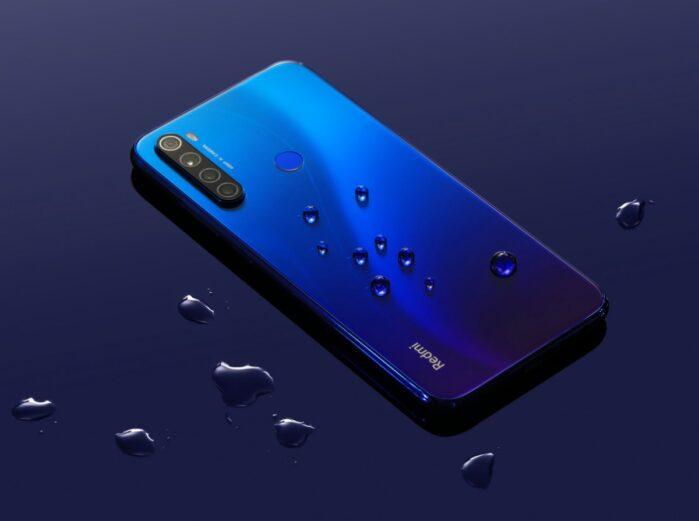 Redmi Note 8 2021 design 2