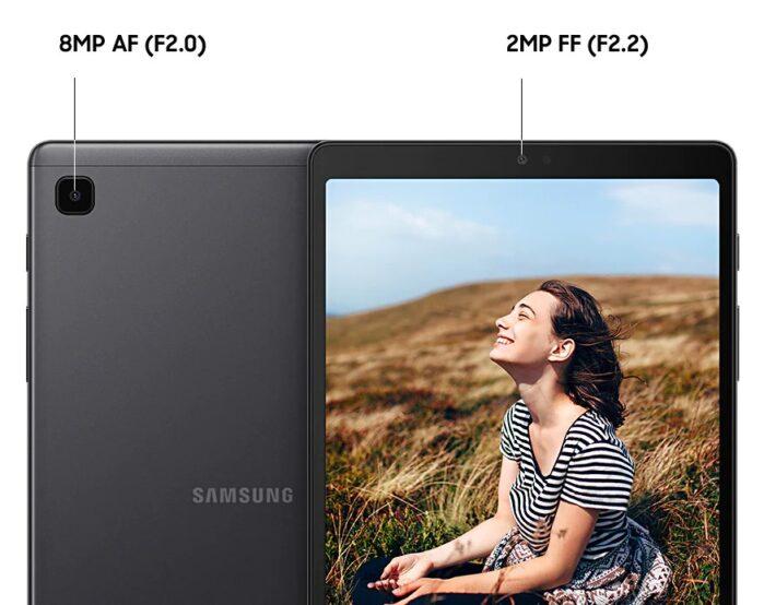 Samsung Galaxy Tab A7 Lite fotocamere