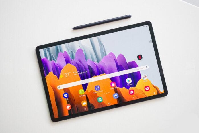 Samsung Galaxy Tab S8 rumors