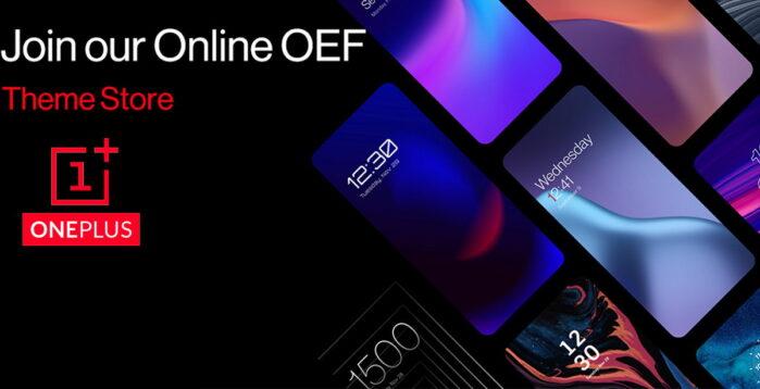 Smartphone OnePlus Android 12 negozio per temi