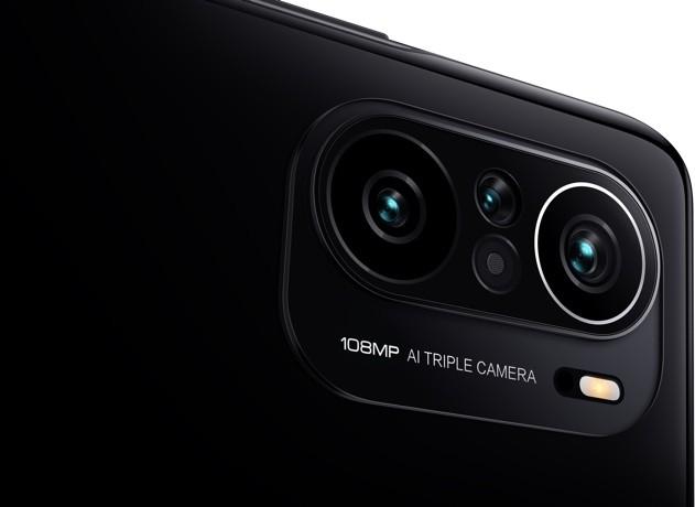 Xiaomi MI 11i camera posteriore
