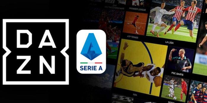 DAZN prezzo abbonamento Serie A