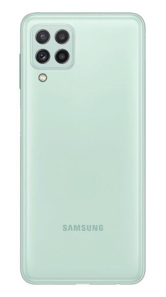 Galaxy A22 4G design 2