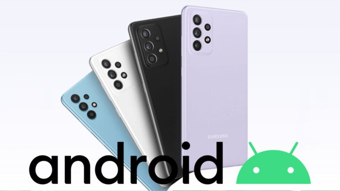 Galaxy A52 secondo aggiornamento giugno 2021