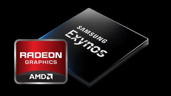 Samsung Exynos AMD RDNA GPU