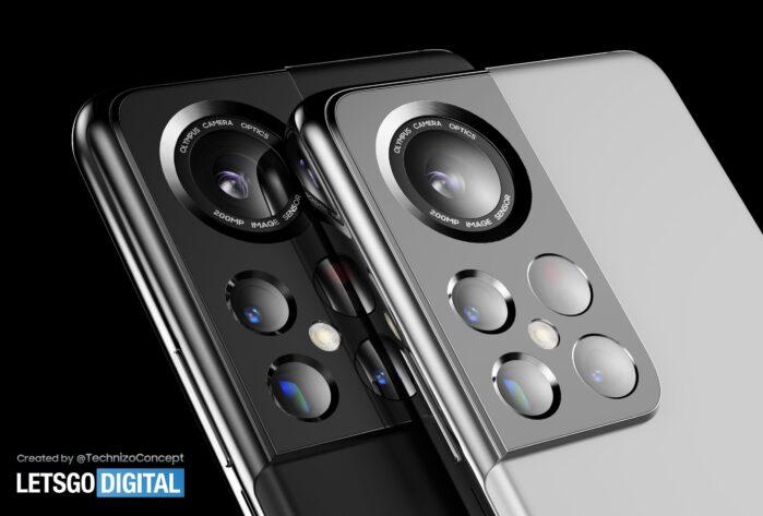 Samsung Galaxy S22 Concetto 1