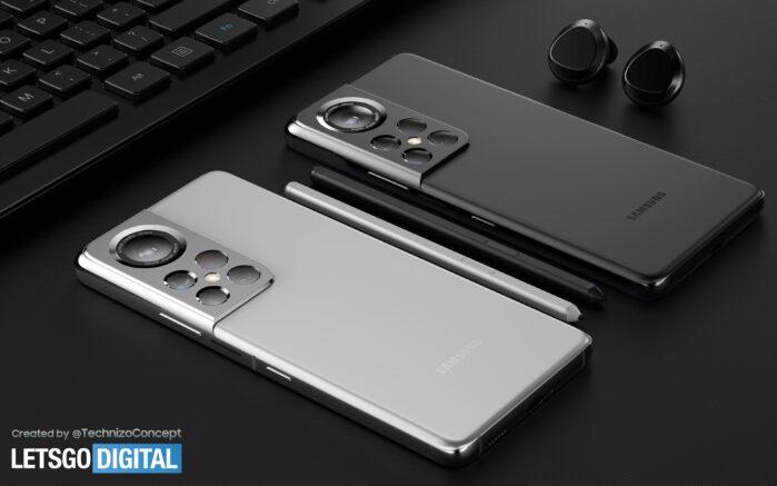 Samsung Galaxy S22 Concetto 2