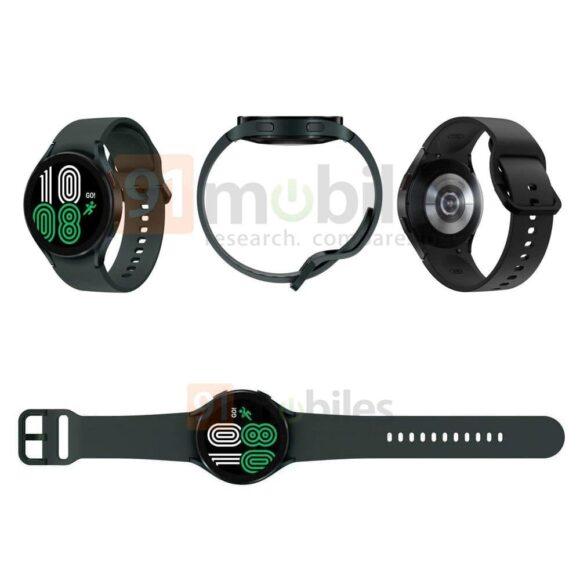 Samsung Galaxy Watch 4 design 3