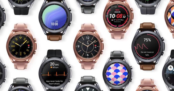 Samsung Galaxy Watch 4 rumors MWC Barcellona