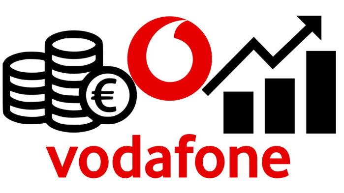 Vodafone rimodulazione aumento offerte mobile