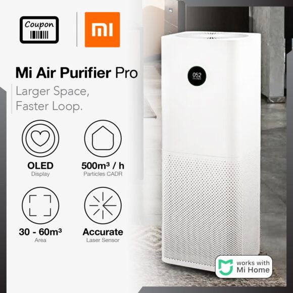 Dettagli Mi Air Purifier Pro