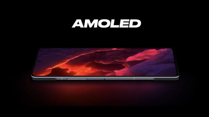 Display Amoled Poco F3 GT
