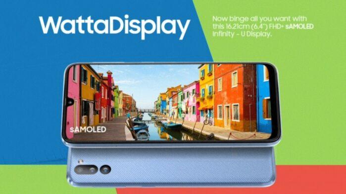 Galaxy M21 2021 Edition pubblicità 2