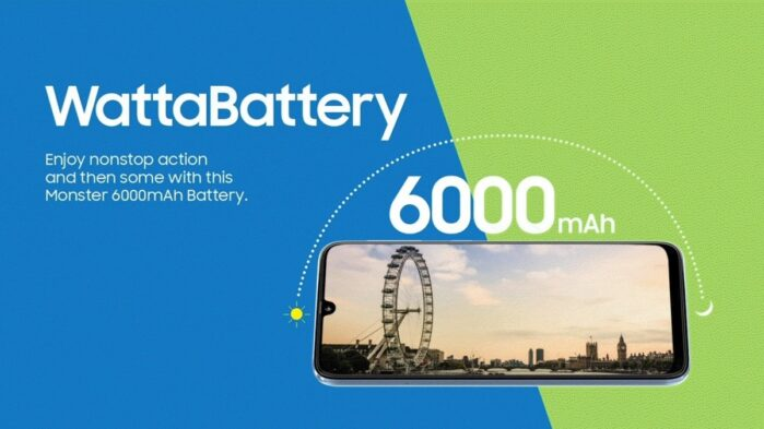 Galaxy M21 2021 Edition pubblicità 3