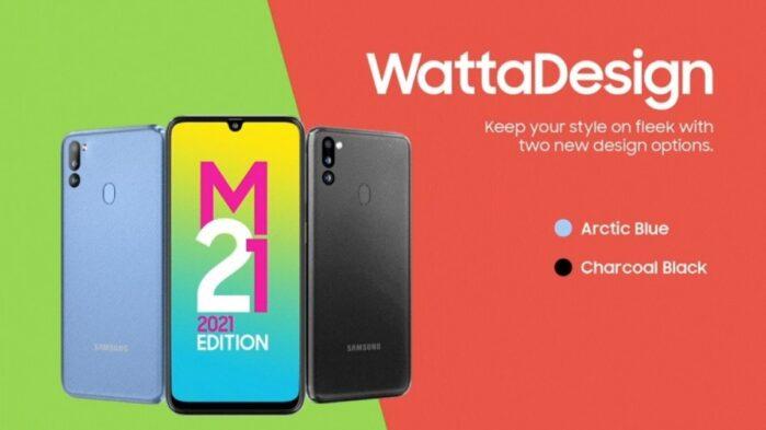 Galaxy M21 2021 Edition pubblicità 5